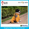 100% waterproof breathable large dog raincoat