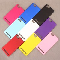 Hard Plastic Frosted Matte Cell Phone Cases For Vivo X5 Max