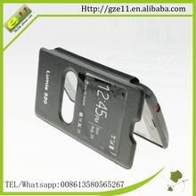 China wholesale leather cell phone case for Nokia 520