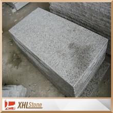 Flamed G655 White Granite