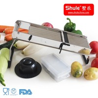 China home use S/S hand operation industrial vegetable cutter