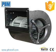 Double Inlet centrifugal blower