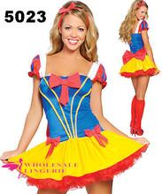 De calidad superior sexy French maid disfraz