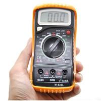 LCD Digital Multimeter MAS830L Voltage Tester Ammeter Circuit Tester DMM OEM XL830L Low Price