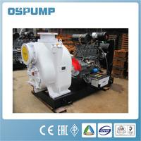 8 inch diesel water pumps