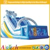 Professional factory cheap inflatable slide,animal bear slide