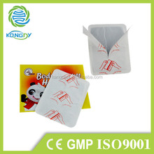 Manufacturer produce high quality heating 8 hours hand/foot warmer pad