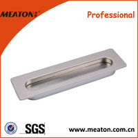 Meaton flush drawer inset pull handle