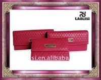 High quality popular brand zip purse