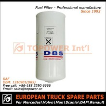 diesel engine tractor plastic fuel filter
