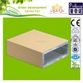 Panneau nid d'abeille en aluminium panneaux imprimés fournisseur expérimenté de pulvérisation