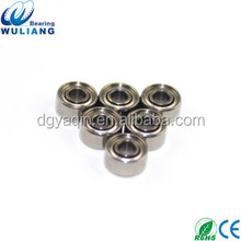 China Supplier High quality ball bearing 3x6x3 mm