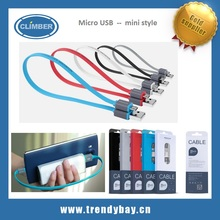 Nillkin brand high quality micro usb cable mini style colorful support charge and data transmission