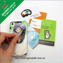 Best selling promotional gifts mini sticky mobile phone screen cleaner sticker
