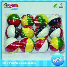 Good quality custom best quality pu toy billiard ball
