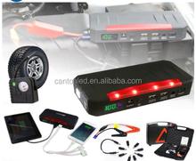 emergency kit battery for diesel and gasline car jump starter 12/24v