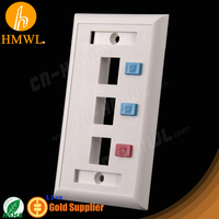 RJ45 RJ11 Network Telephone Plug Socket Outlet