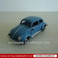 Mini RC antique metal model car
