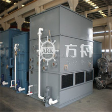 closed water cooling tower in coil condenser