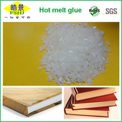 hot melt adhesives for hard cover and soft cover bookbinding