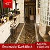 Chinese Emperador dark brown marble
