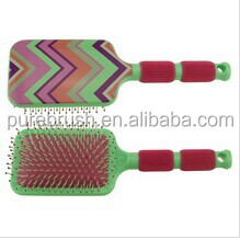high quality Plastic Hair Comb with wide teeth for professional salon(BR6228)