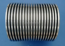 150A*200mm stainless steel corrugated pipe,metal bellows,304/316L,compressible
