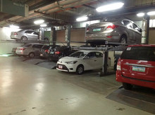 Customized Two post parking lift with CE certificate