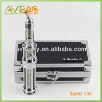 "2014 hot seller ""Innokin 134"" newest genius design 2014 innokin e cigarette itaste 134 variable voltage carrying case"