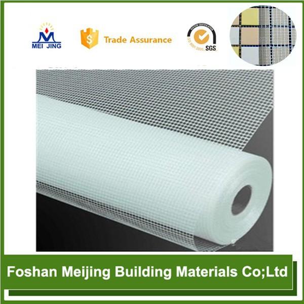Lowest Price Fiberglass Sheet Back Of Glass Mosaic As