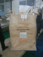 PP Jumbo bag with discharge spout loading 500kg FIBC