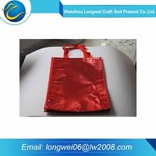 2015 Promotion hot sales cheap cute cartoon printed non woven shopping bag