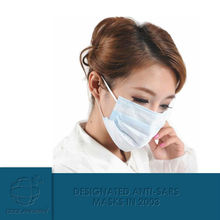 Germany PP material Physical inactivation dental disposable face mask/excellent filtering bacteria and PM2.5