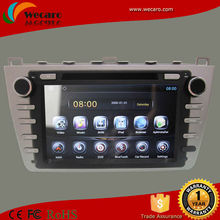 Wecaro HD 1024*600 Android 4.4 Car Dvd Gps For Old Mazda 6