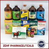 animal use antibacterial veterinary drug of pig medicine Lincomycin hydrochloride injection 10%