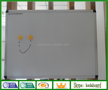 Standard Sizes Dry Erase Board with Pen Tray