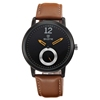 Best selling high quality leather band business best women watch brand