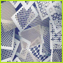 decorative perforated plastic sheet, perforated mesh sheet, perforated plastic