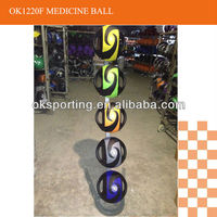 High quality new medicine ball with handle