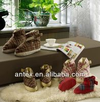 Indoor home use or GIFT Nice Anti-Slip Duck Down Shoe