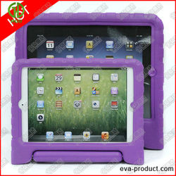Eco-friendly tablet cover for Iipad3&4 with handle and stand