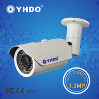 YHDO hd AHD camera 960P varifocal lens 2.8-12mm with IR cut outdoor security alarm system