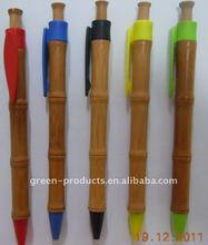 promotional recycled bamboo pen (TPP042T)