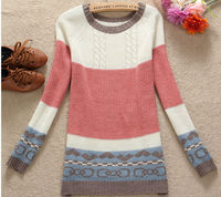 2013 WINTER NEW FASHION FANCY DESIGN WOMENS PULLOVER SWEATERS