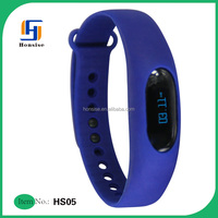 Customized Logo Health Product Smart Band 3d Pedometer Watch with Bluetooth