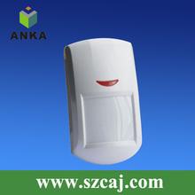 Ajustable wireless sensor de movimiento pequeño tipo AJ-616R