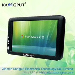 """Tablet PC con gps 3g bluetooh maker 7"""" Mobile Data Terminal for Taxi Dispatch (PC-745)"""