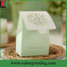 new design wedding box candy box for wedding gift european wedding box