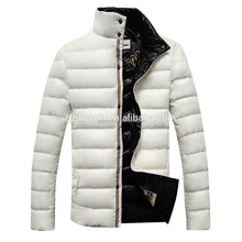 Best Selling Winter New Design Warm Custom Outdoor Slim Men Jackets Coats