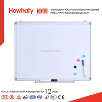 High quality magnetic erasable writing board for kids